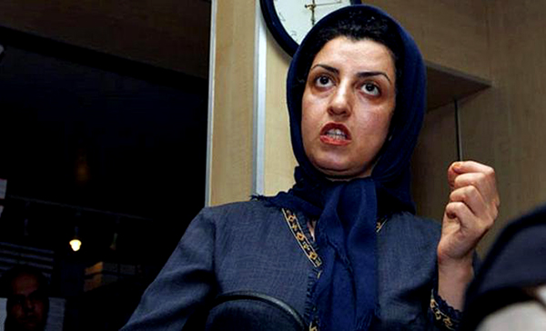 The Price of Staying in Iran: Narges Mohammadi on Hunger Strike