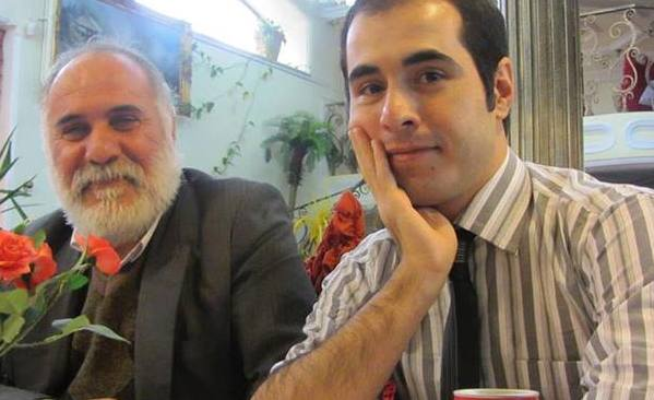 Hossein Ronaghi-Maleki's father sentenced to prison