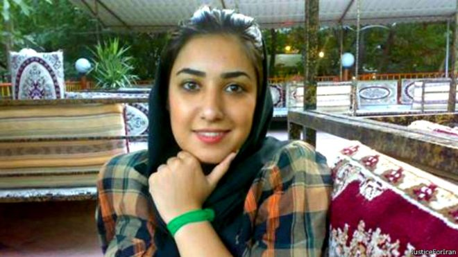 Atena Farghadani's Sentence Reduced From 12 Years to 18 Months