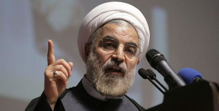 President Rouhani to the Press: We Promote Free Speech and Culture